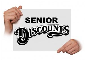 Senior Discounts